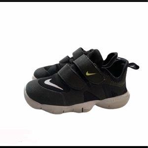 Toddler Nike's, black, size 9